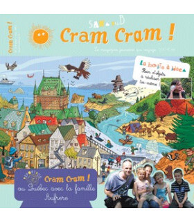 Cram Cram au Québec