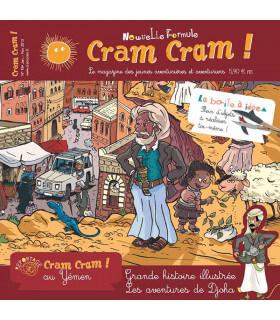 Voyage en famille au Yémen | Magazine jeunesse Cram Cram