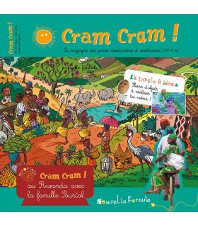 Voyage en famille au Rwanda   Magazine jeunesse Cram Cram en PDF