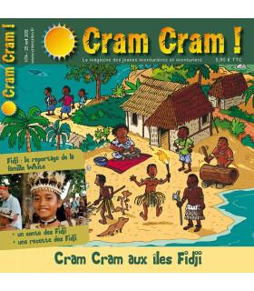 Voyage en famille aux Fidji | Magazine jeunesse Cram Cram