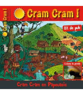 Voyage en famille en Papouasie | Magazine jeunesse Cram Cram