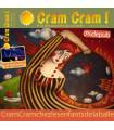 Voyage en famille au cirque | Magazine jeunesse Cram Cram en PDF