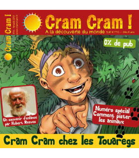Voyage en famille au Mali | Magazine jeunesse Cram Cram en PDF