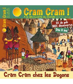 Voyage en famille au Mali | Magazine jeunesse Cram Cram
