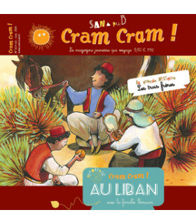 Voyage en famille au Liban | Magazine jeunesse Cram Cram