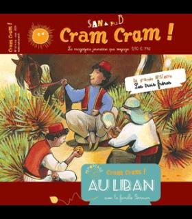 Voyage en famille au Liban   Magazine jeunesse Cram Cram en PDF