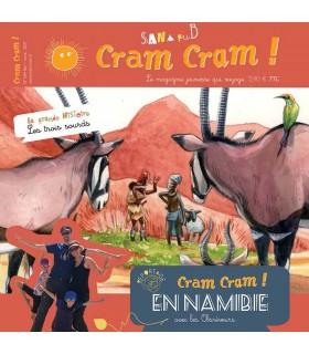 Voyage en famille en Namibie | Magazine jeunesse Cram Cram