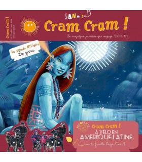 Voyage en famille à vélo en Amérique Latine | Magazine jeunesse Cram Cram