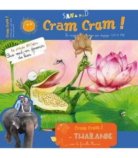 Voyage en famille en Thaïlande | Magazine jeunesse Cram Cram
