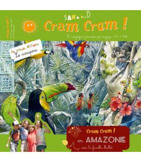 Voyage en famille en Amazonie | Magazine jeunesse Cram Cram