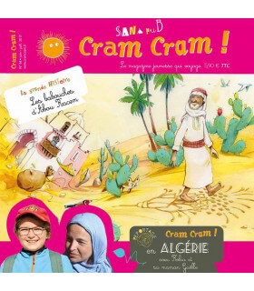 Voyage en famille en Algérie   Magazine jeunesse Cram Cram