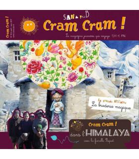 Voyage en famille en Himalaya | Magazine jeunesse Cram Cram