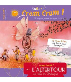 Voyage en famille en Bretagne, à vélo | Magazine jeunesse Cram Cram