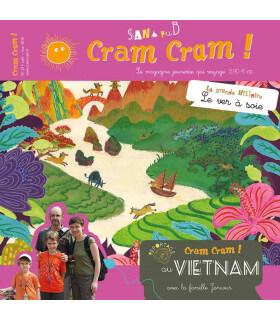 Voyage en famille au Vietnam | Magazine jeunesse Cram Cram