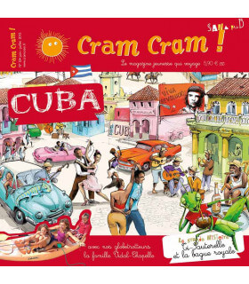 Voyage en famille à Cuba | Magazine jeunesse Cram Cram