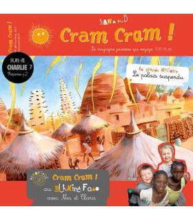 Voyage en famille au Burkina Faso | Magazine jeunesse Cram Cram en PDF