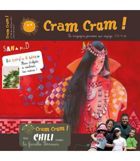 Voyage en famille au Chili   Magazine jeunesse Cram Cram