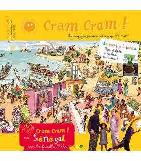 Voyage en famille au Sénégal   Magazine jeunesse Cram Cram