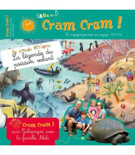 Voyage en famille aux Galapagos   Magazine jeunesse Cram Cram