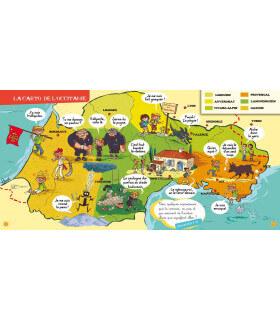 Voyage en famille, à cheval en Occitanie   Magazine jeunesse Cram Cram